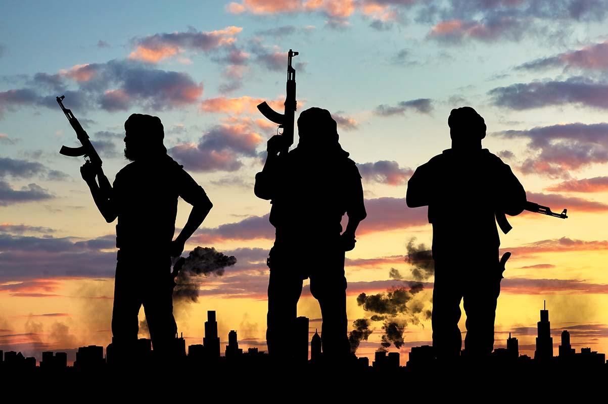 Risultati immagini per terrorism