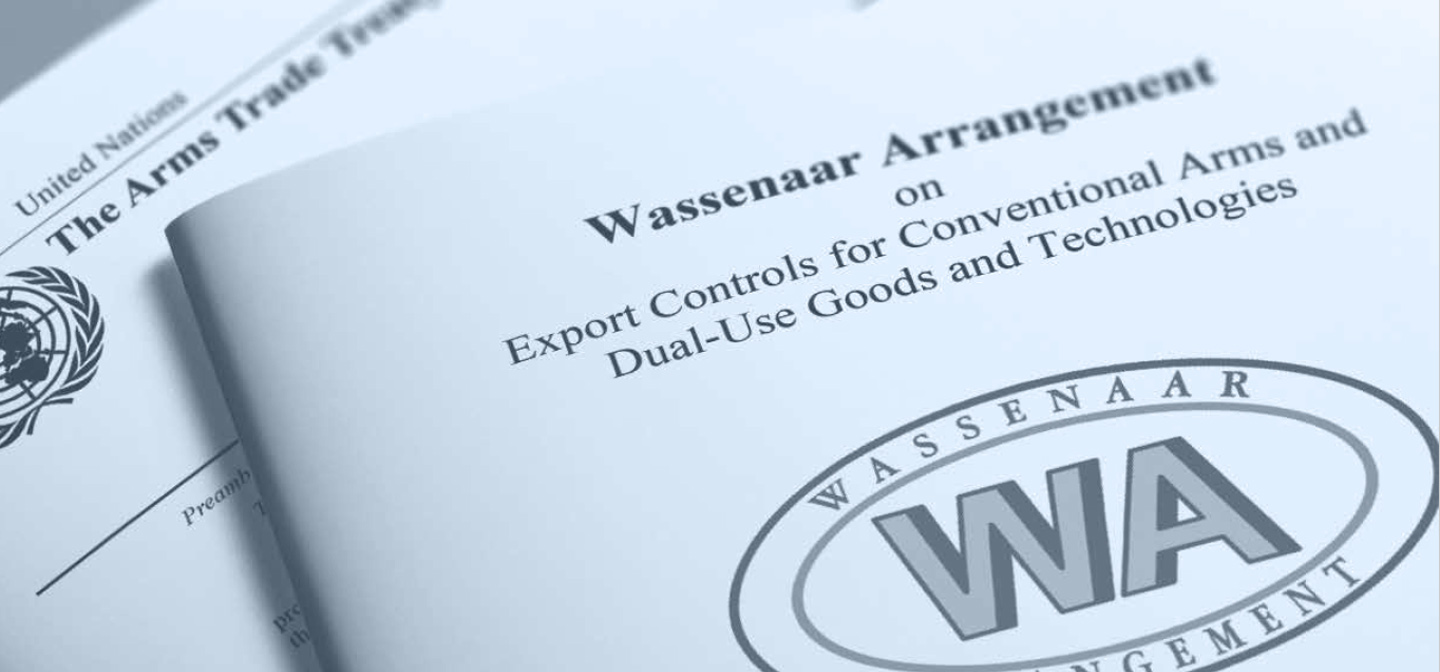 Synergies between the Arms Trade Treaty and the Wassenaar Arrangement Tobias GCSP