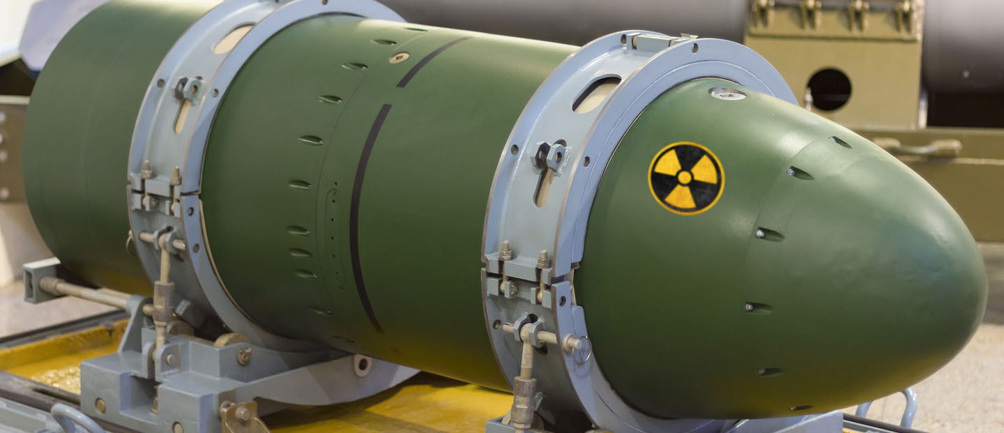 The Stockholm Initiative for Nuclear Disarmament