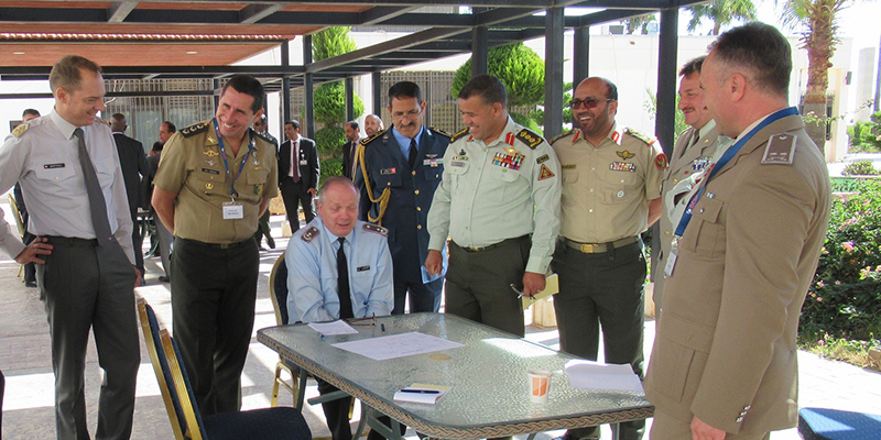 Orientation Course For Defence Officials for the MENA Region 2022