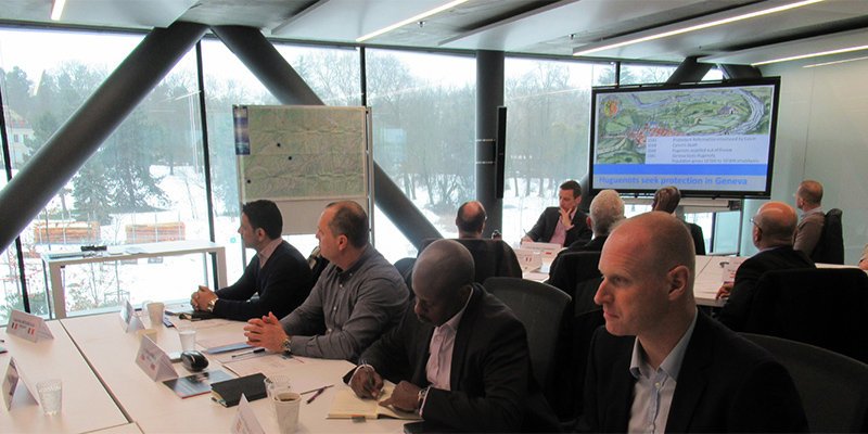 Orientation Course For Defence Officials for Europe and the Americas 2022