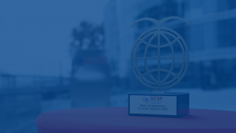 <span>2019 GCSP Prize for Innovation in Global Security Ceremony </span>