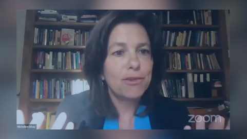 COVID19 Webinar Session 2: Professor Micheline Ishay
